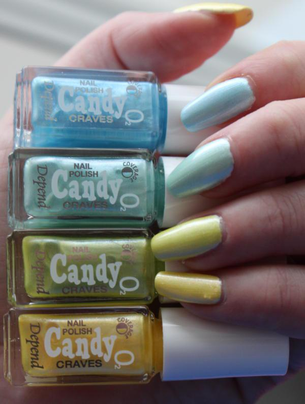 Depend Candy Craves