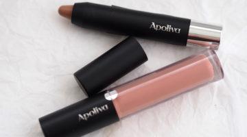 Apoliva Lipgloss och Lipstick Pen