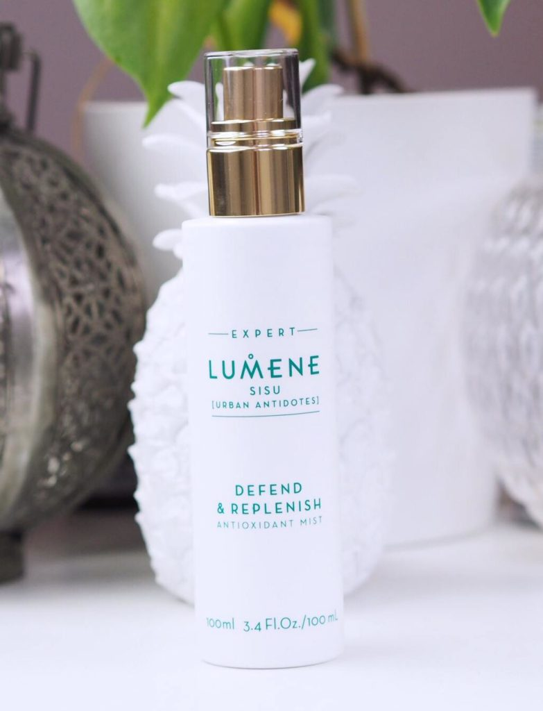 Lumene Sisu Defend and Replenish Antioxidant Mist