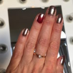 IsaDora Chrome Nails