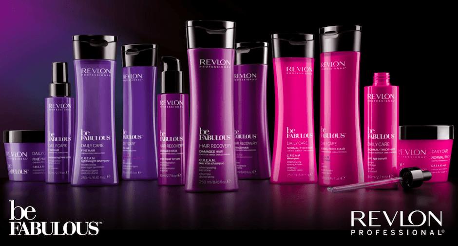 revlon hårprodukter