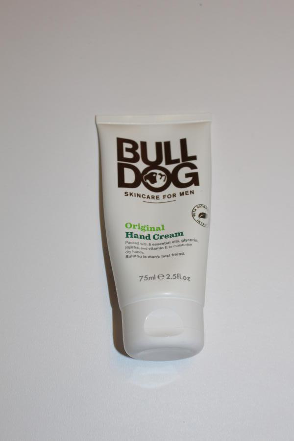 Bulldog skincare for men original hand cream