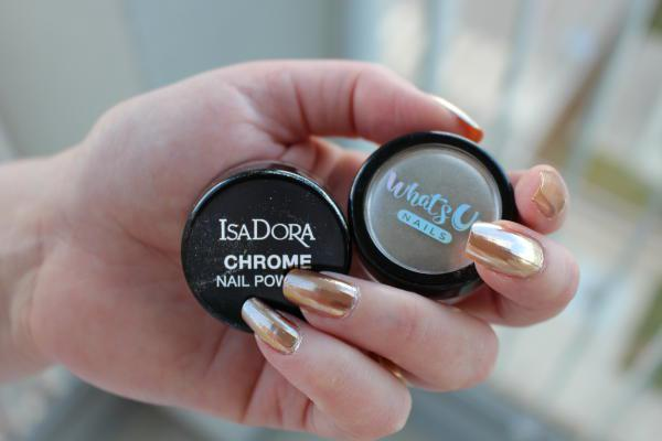 chrome powder