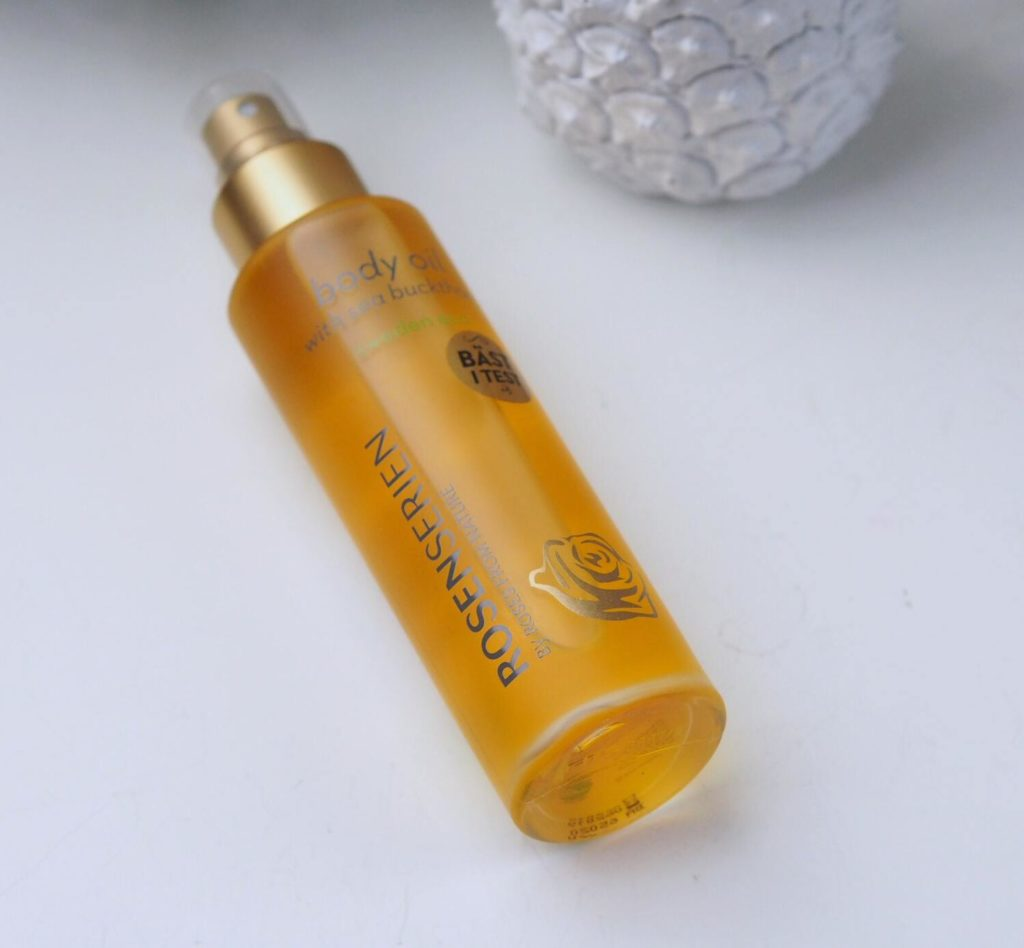 Rosenserien Body Oil
