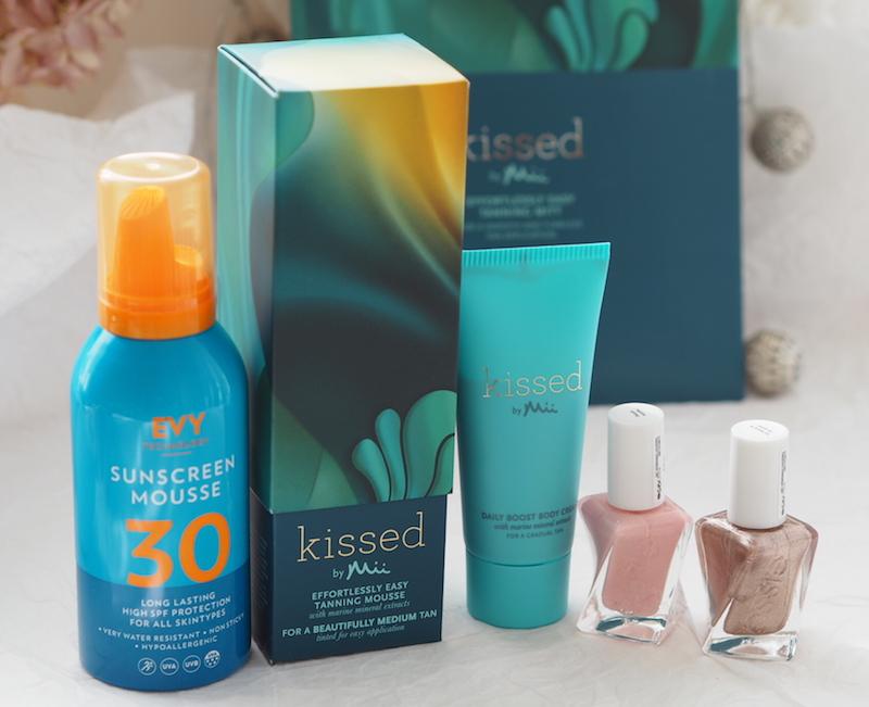 Test av BUS, UV skydd och nagellack