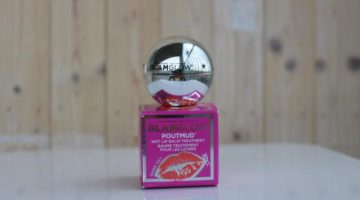 PoutMud wet lip balm treatment