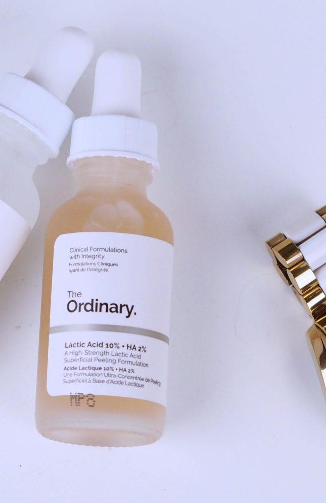 The Ordinary Lactic Acid 10% Ha 2%