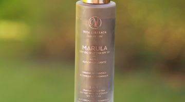 Marula Self Tan Dry Oil SPF 50