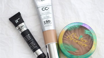 IT Cosmetics och Physicians Formula