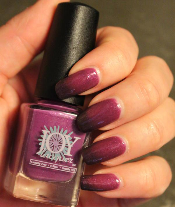 Joy Lacquer Highway Heat