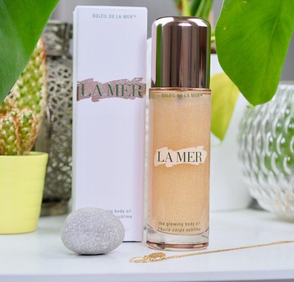 La Mer The Glowing Body Oil