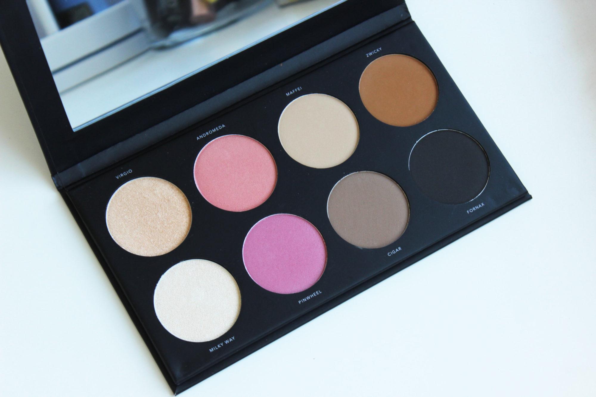 Sofie testar: LH Cosmetics Infinity Palette