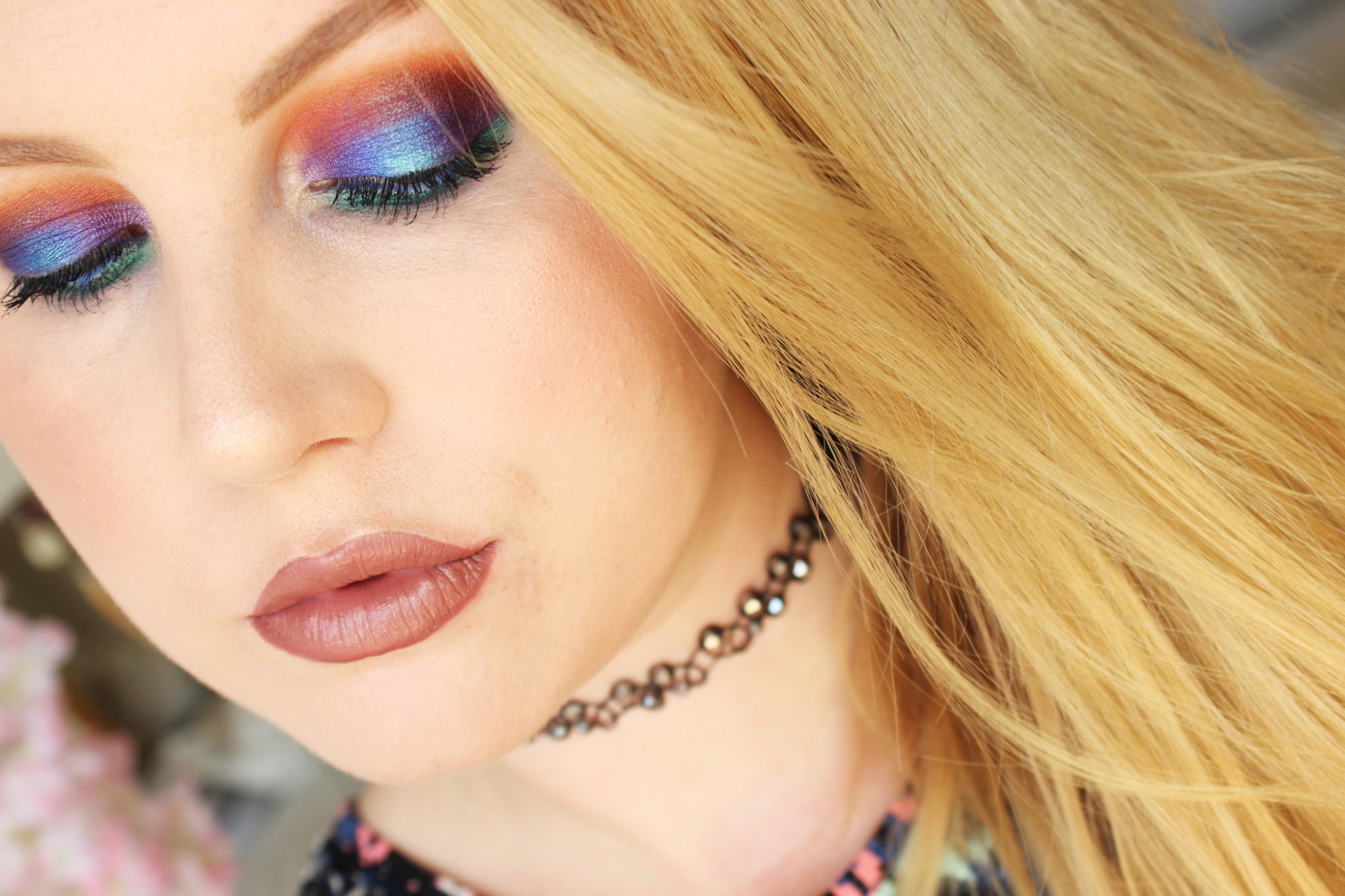 Min favoritsminkning med Jaclyn Hill x Morphe Brushes Palette