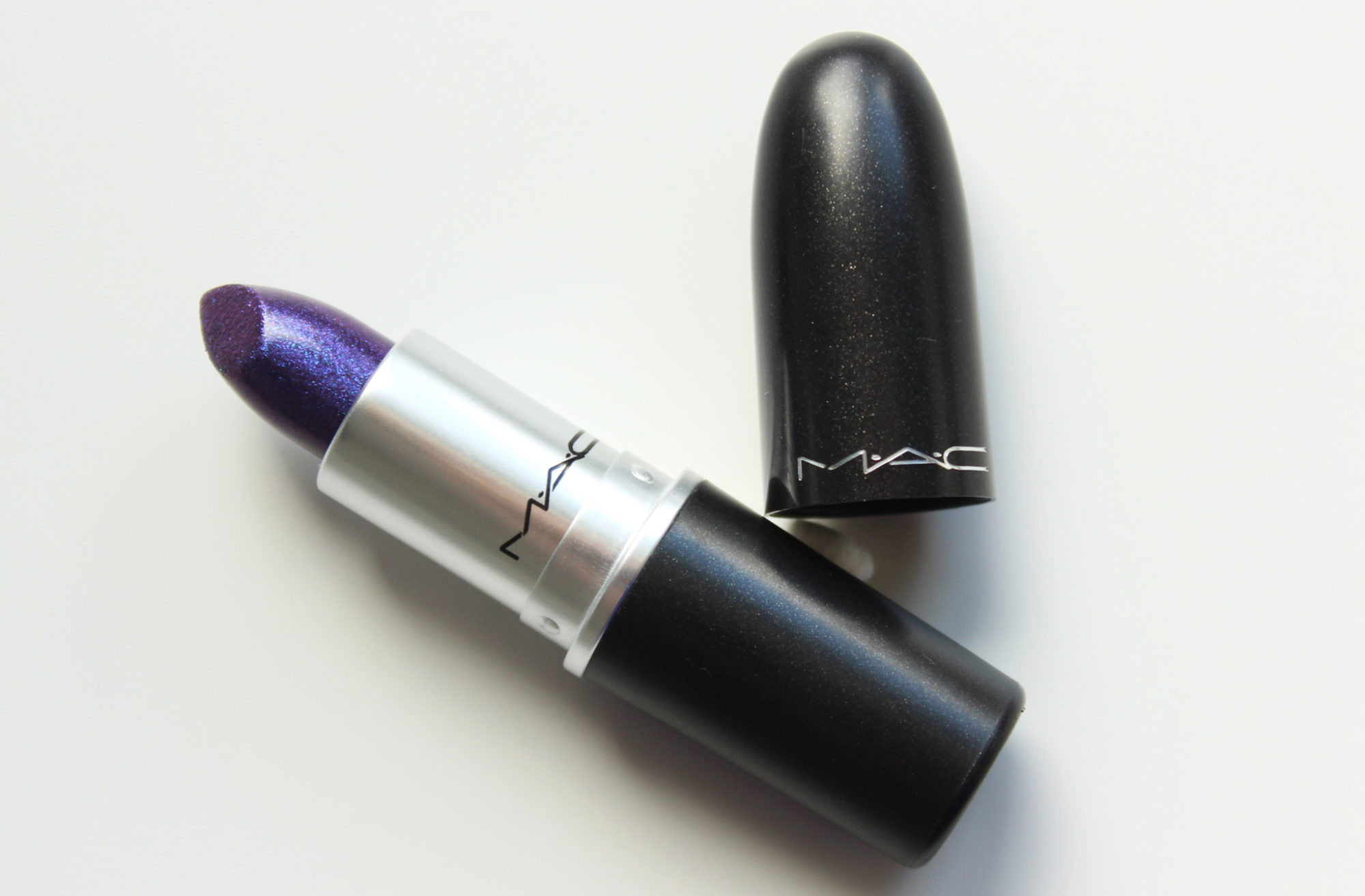 LOTD: MAC Metallic Lipstick Royal Hour
