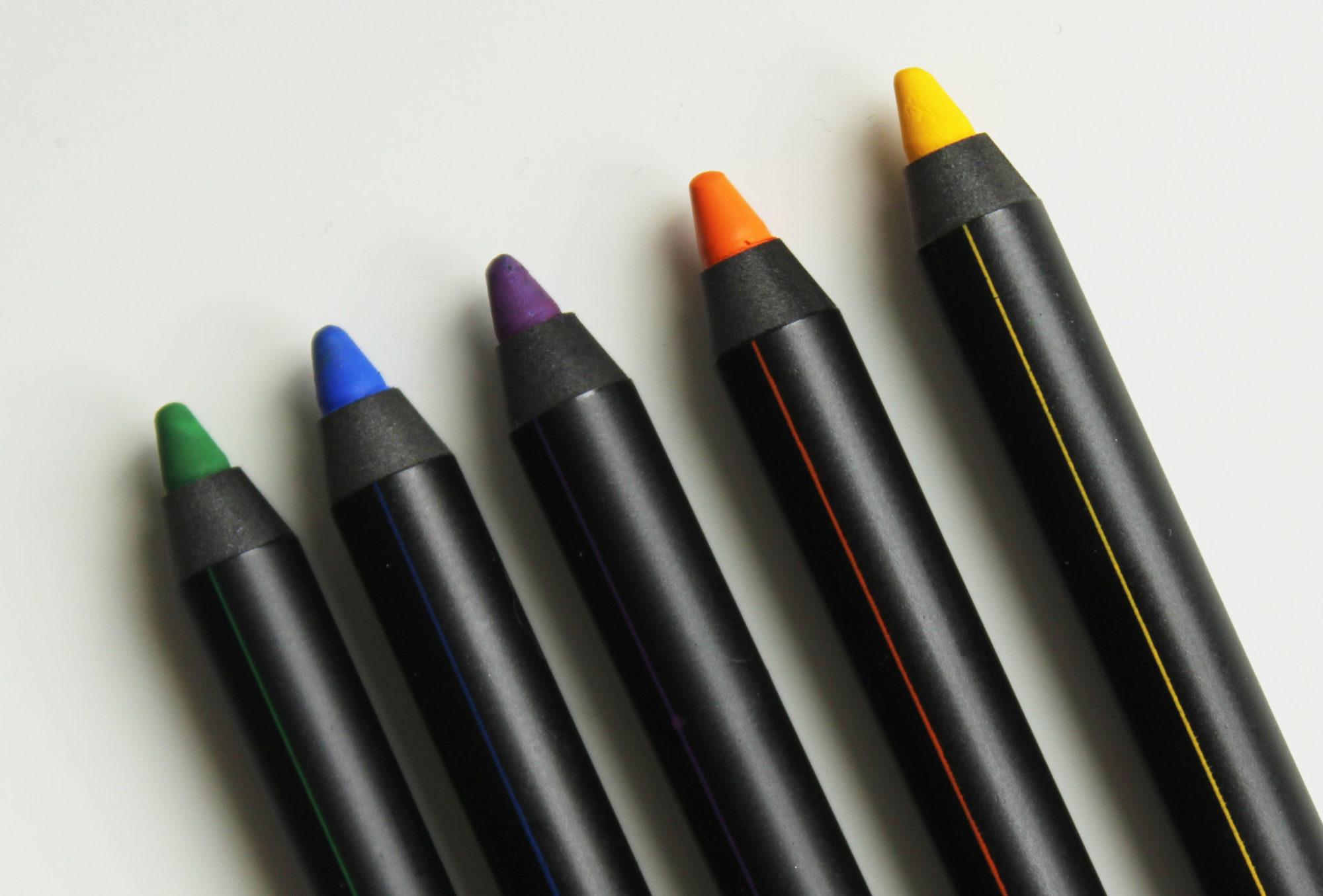 Sofie testar: LH Cosmetics Crayons