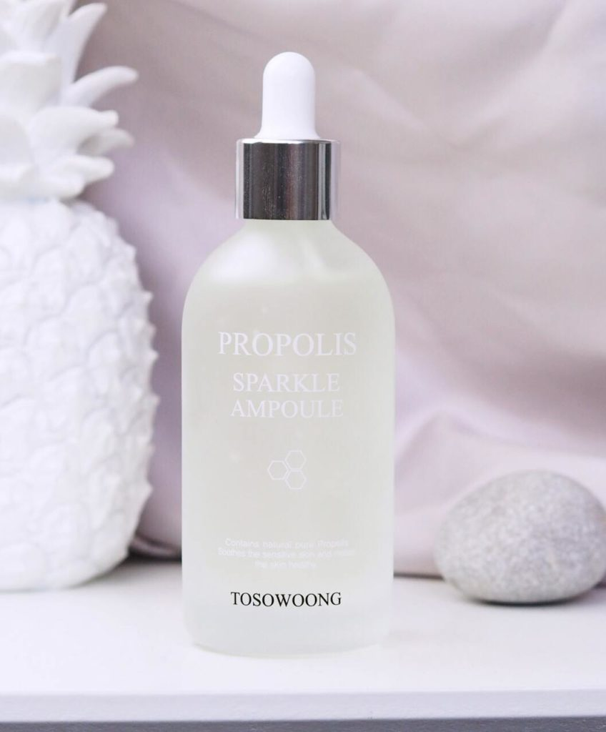 Nytt in Tosowoong Propolis Sparkle Ampoule