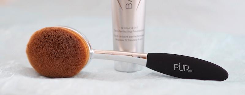 skin perfecting foundation brush