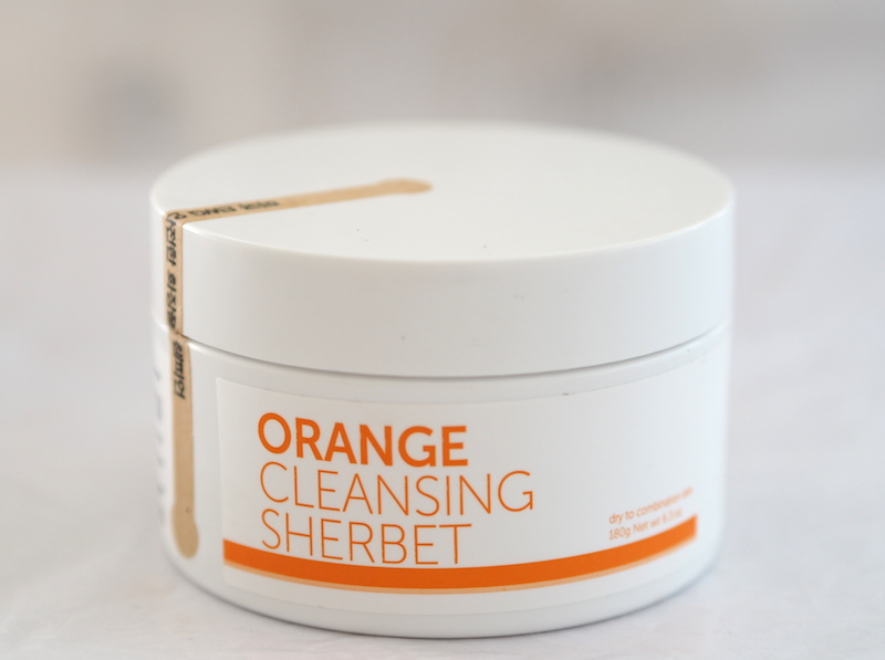 Orange Cleansing Sherbet