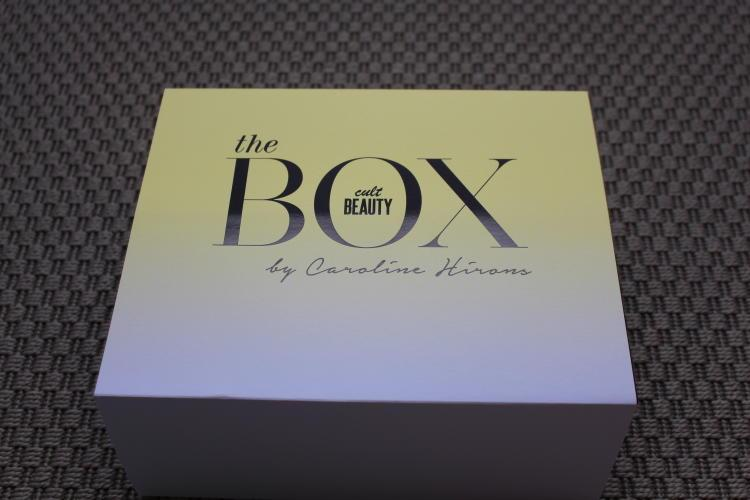 The Cult Beauty Box by Caroline Hirons.