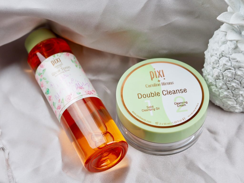 Pixi Glow Tonic & Double Cleanse