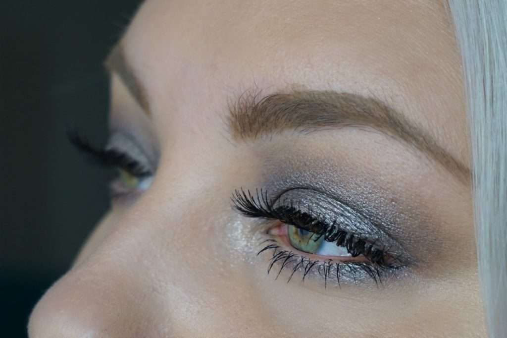 Dior Metalizer Silver Shock grungy