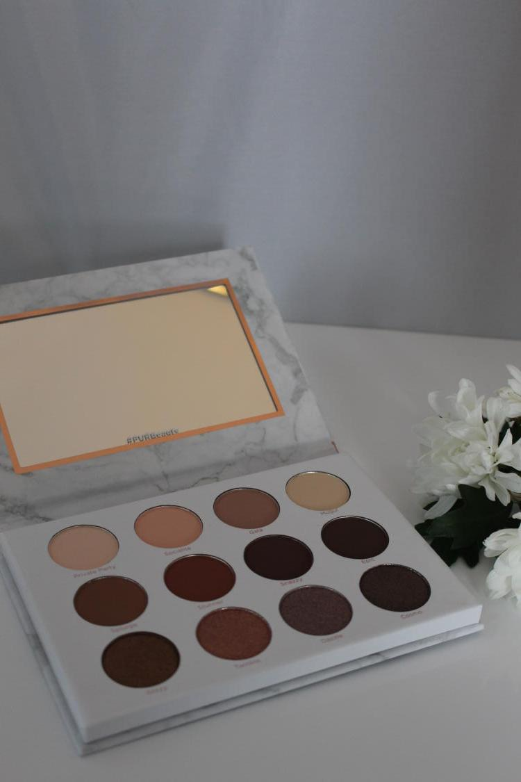 Diaries Eyeshadow Palette