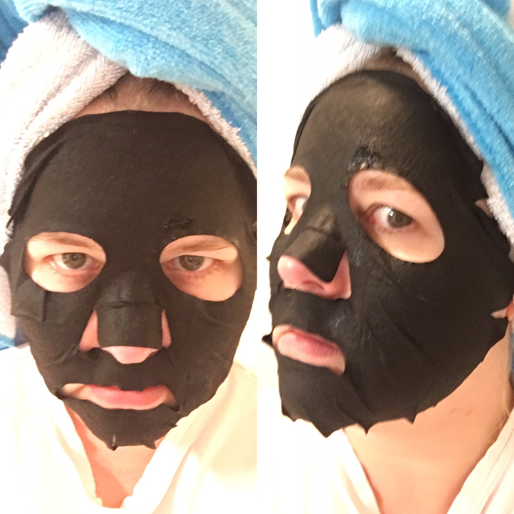 The Blacks Essential mask Moisturizing Black Bean
