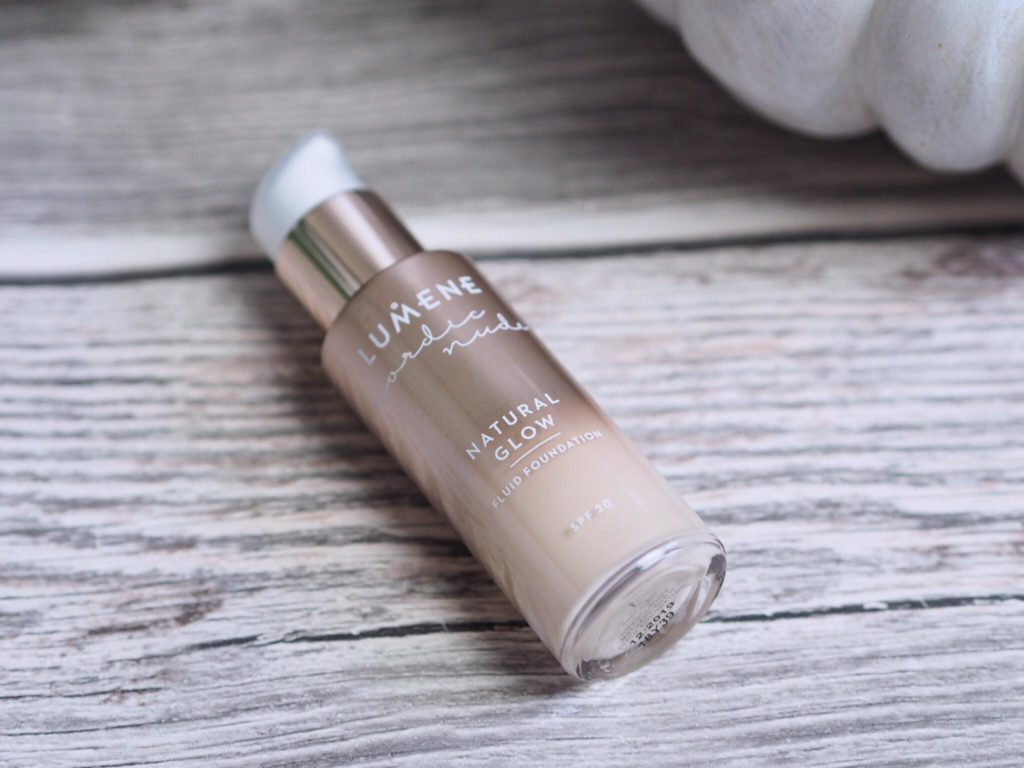 Lumene Natural Glow Foundation