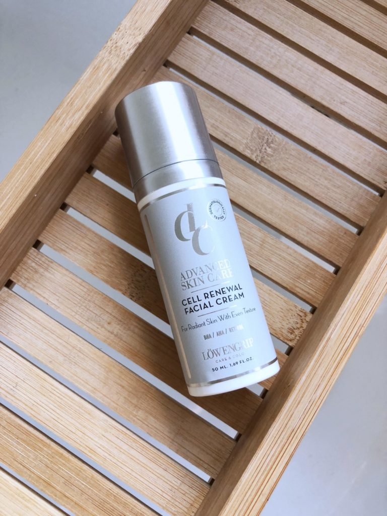 LCC Advanced Skincare Cell Renewal Face Cream