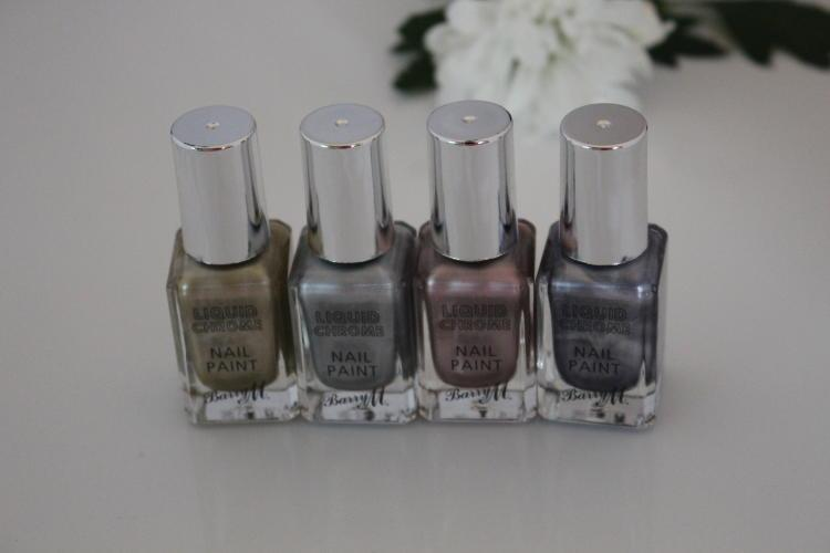 Barry M Liquid Chrome