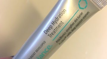 Deep hydration treatment
