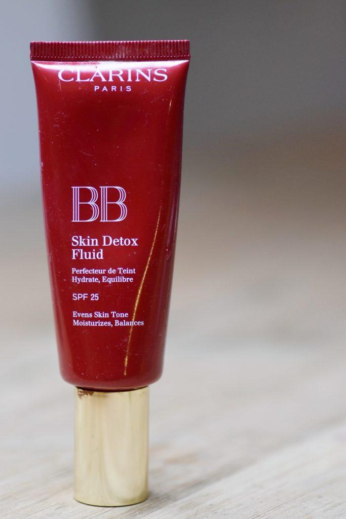 Clarins BB Skin Detox Fluid på semester