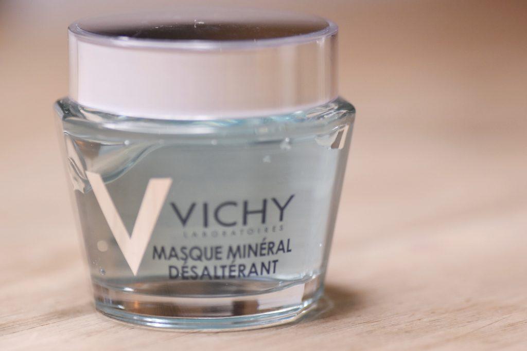 Projekt Fukt Vichy Masque Mineral Desalterant
