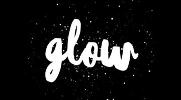 tinas beautyordbok: glow