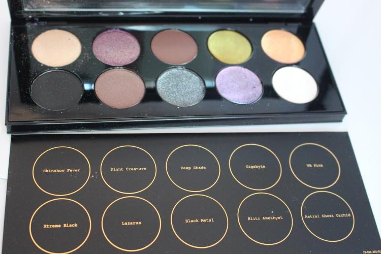 Mothership Eyeshadow Palette
