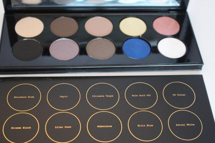 Mothership Eyeshadow Palette