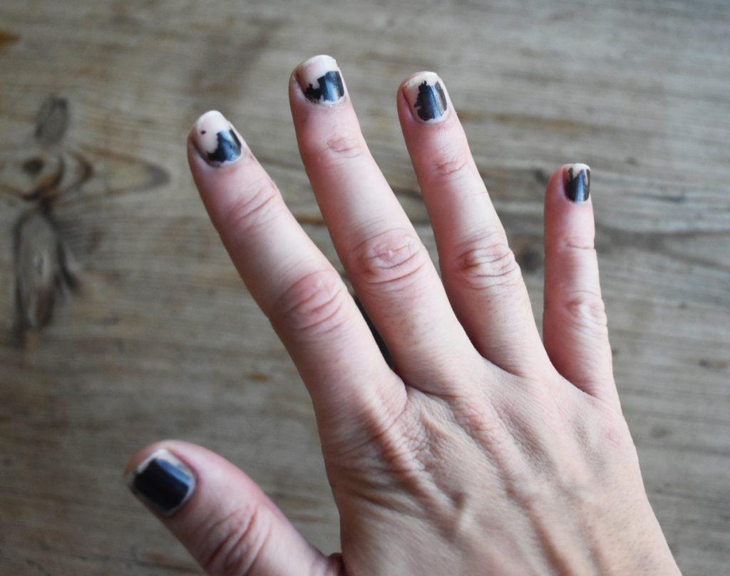 Pro Nail Polish Spray hållbarhet