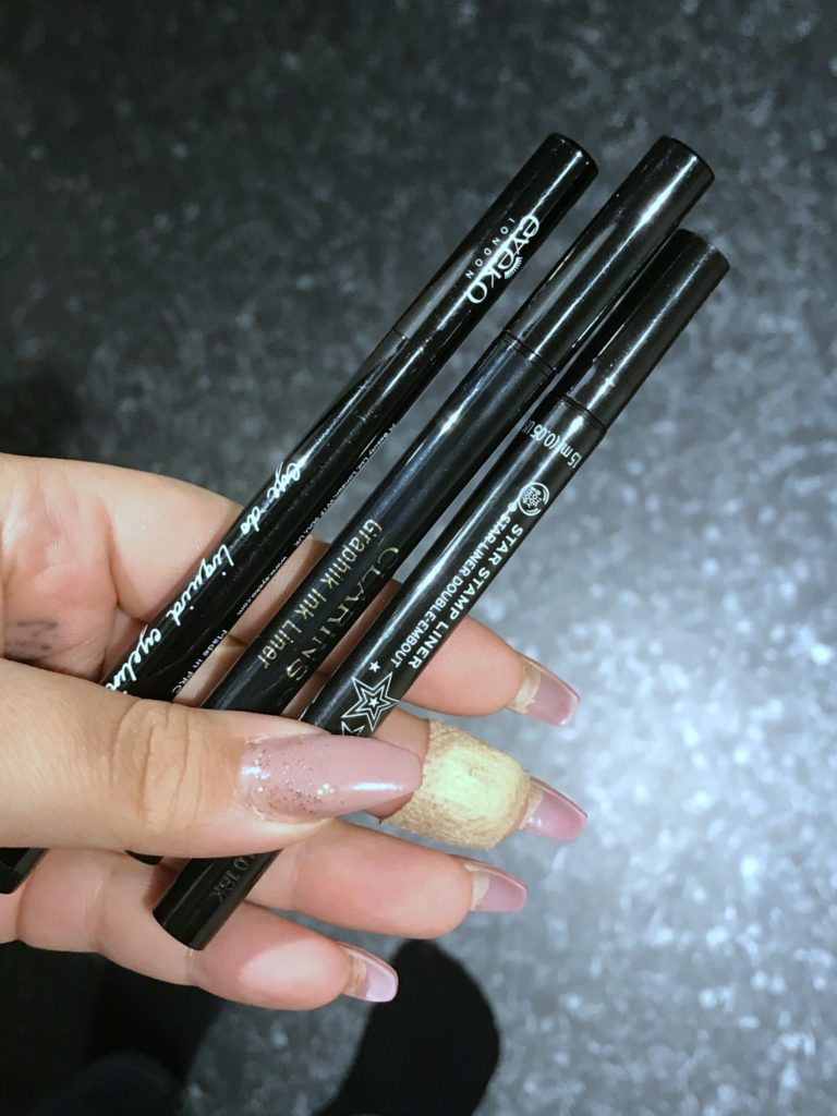 3 eyeliner