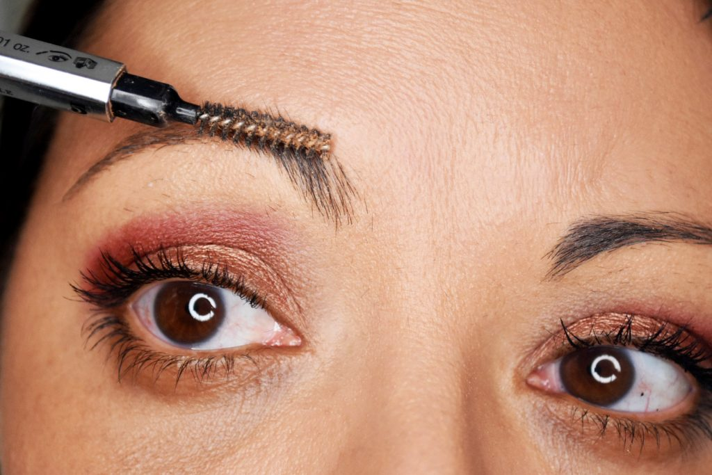 naturliga ögonbryn med Tinas Beautyresa