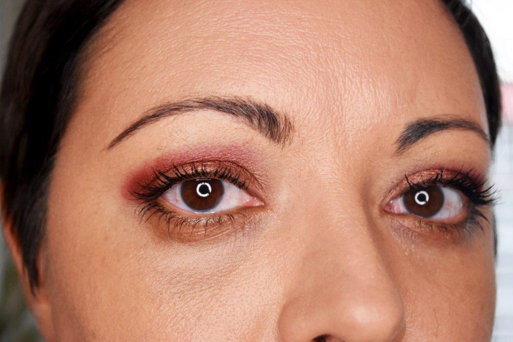 naturliga ögonbryn med Tina Sayed Nestius från Tinas Beautyresa