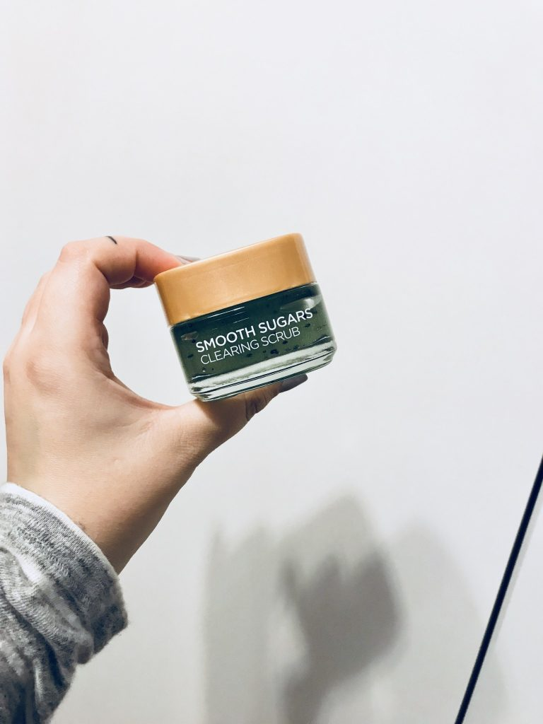 Soothing Sugars Clearing Scrub