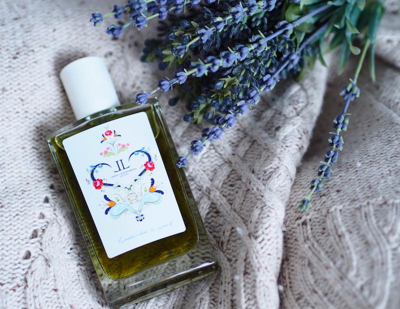 Lavender & Wool