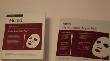 Murad Age Reform Hydro Glow Aqua Peel