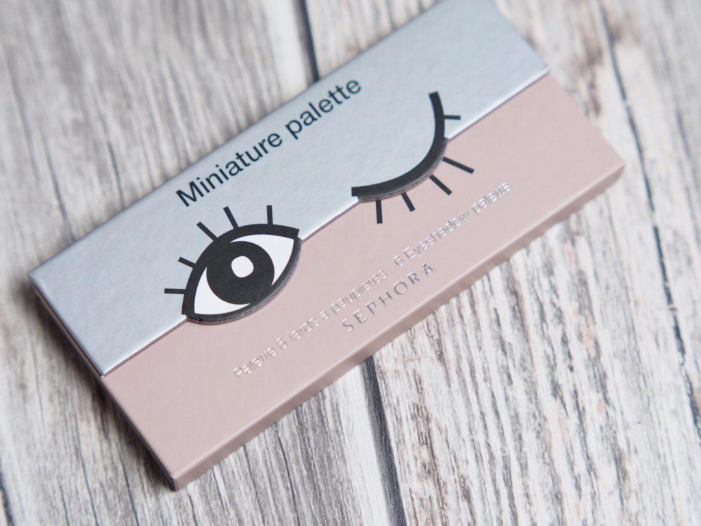 Miniature Palette Smokey Taupe