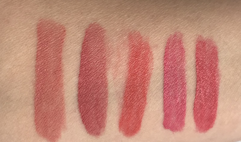Isadora Liquid Matt Lips