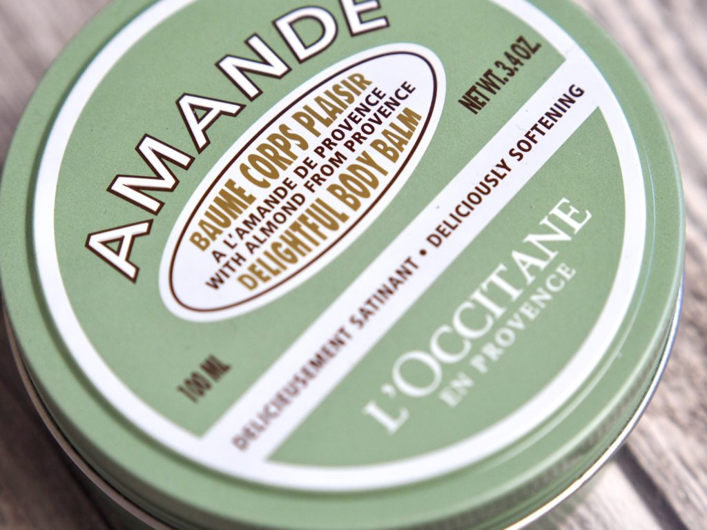L'Occitane Almond Delightful Body Balm