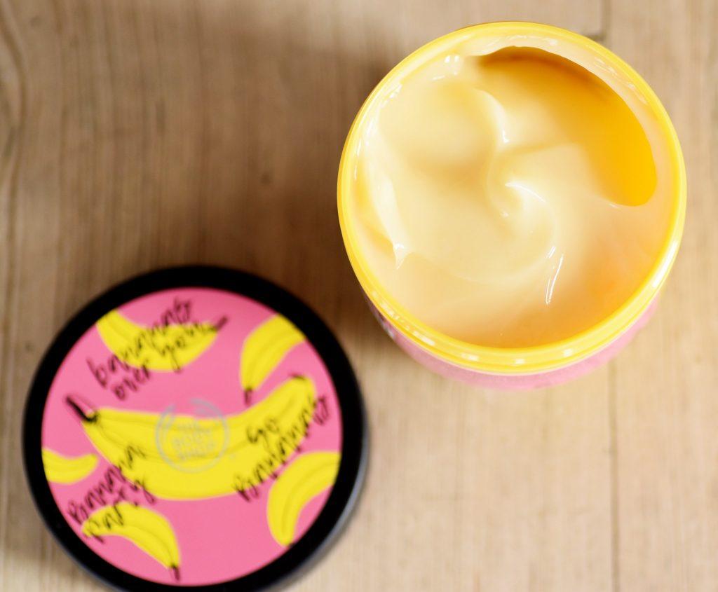 Body Shop Body Yogurts Limited Edition Banana