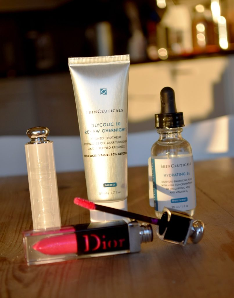 inköp från Berlin, Skinceuticals, Dior