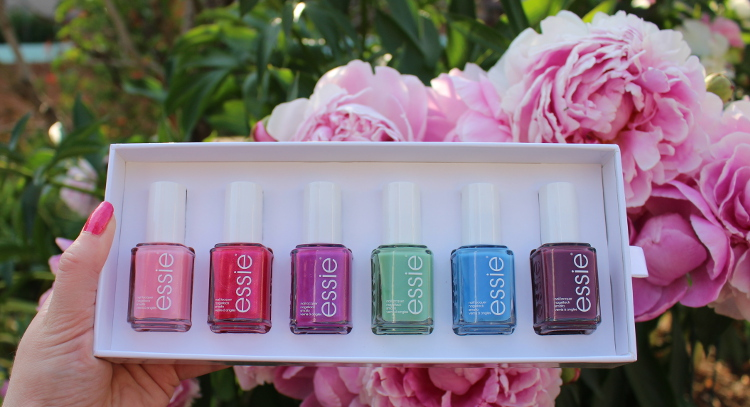 Essie midsummer collection 2018
