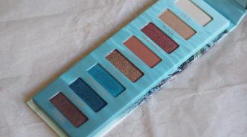 Beached eyeshadow palette